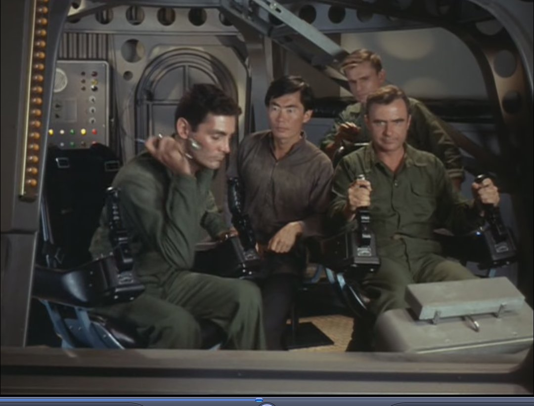 Flying Sub Interior Reference Piccie Page